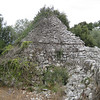 The only UNrestored trulli in the Valle D'Itria