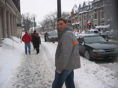 Quebec City - 29 Dec 07