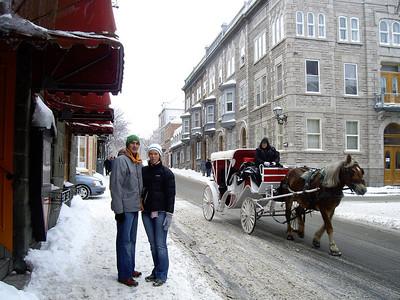 Quebec City 31 Dec 07