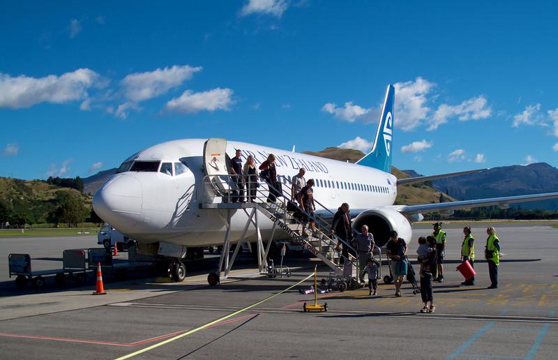 Queenstown Airport Feb 11 006