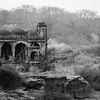 Ruins inside fort.
