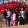 Kids and flowers-Umaid Bhawan.