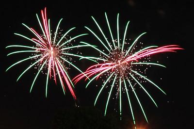 Ralston Fireworks 2013