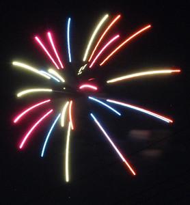 Ralston fireworks 2012