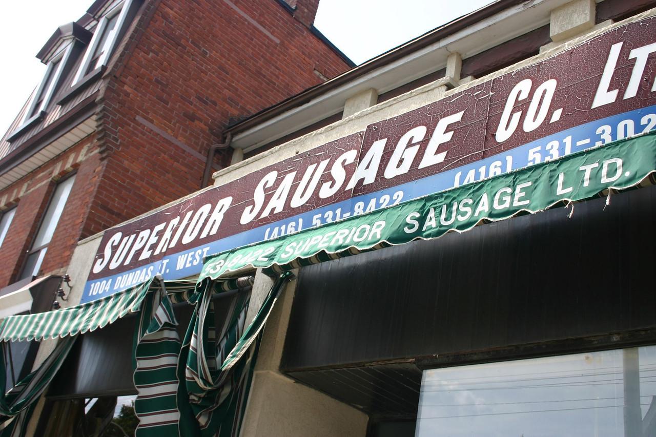 Superior Sausage