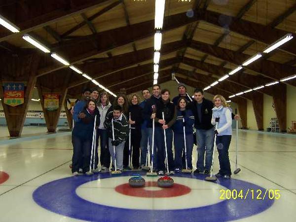 Curling December 2004