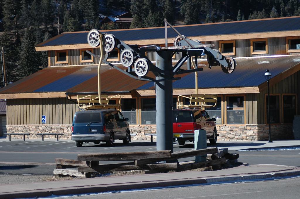 Ski art.