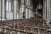 reims catherdral chairs