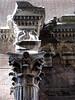 Achterkant van het Pantheon