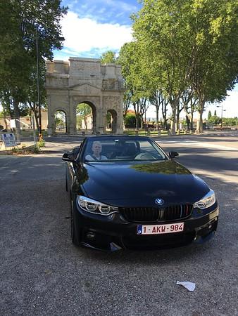 Dag 3  Zondag 26-06-2016 Avignon en Orange.