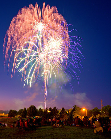 Rochester Fireworks 2013