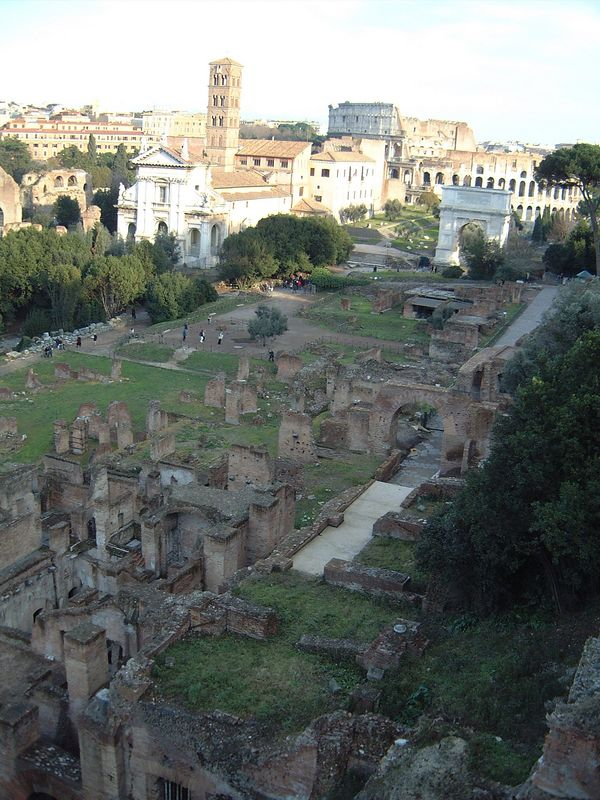 041 Roman Forum