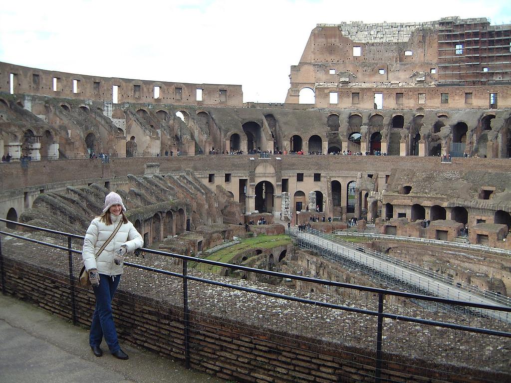 038 Sarah Colosseum