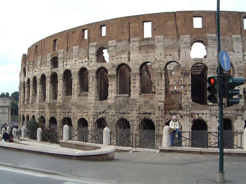 029 Sarah Colosseum