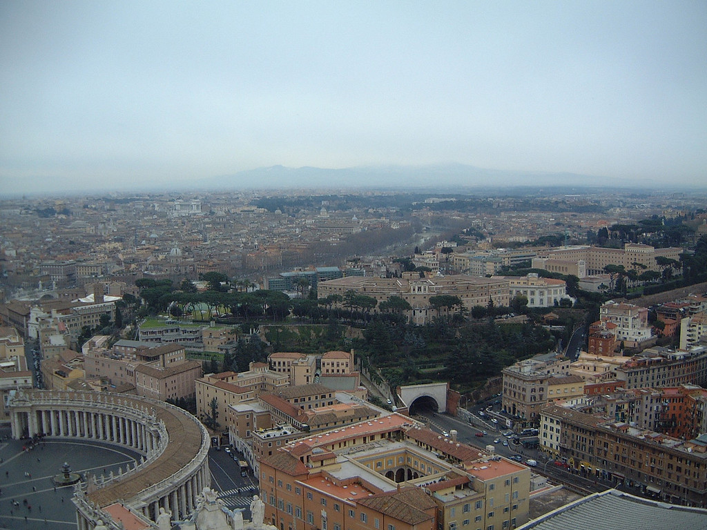 006 View from Top of St Peters