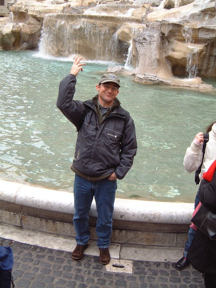 018 Mike Trevi Fountain
