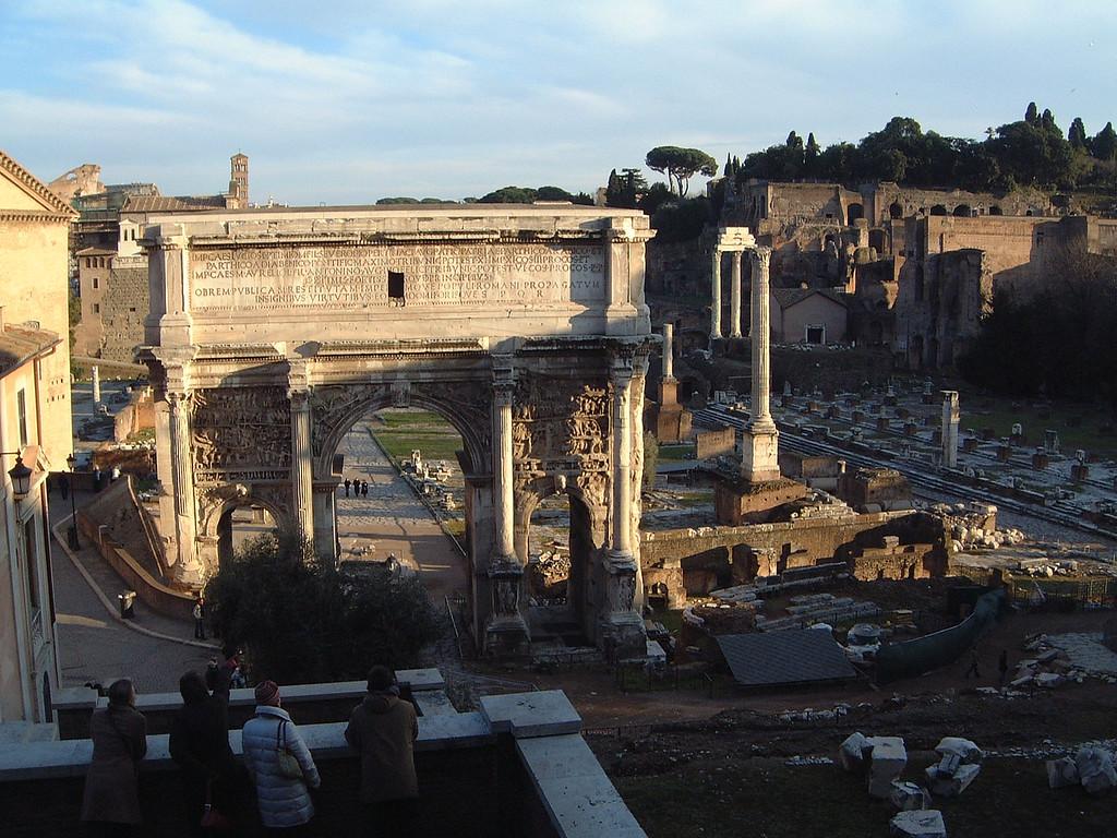 048 Roman Forum