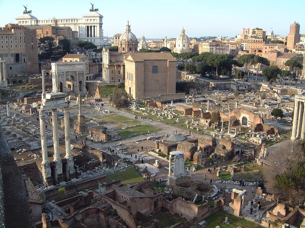 040 Roman Forum