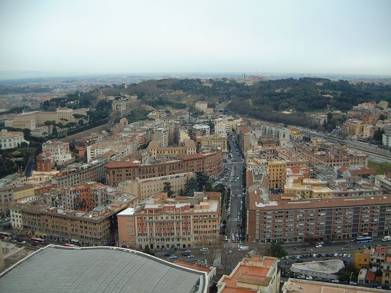008 View from Top of St Peters