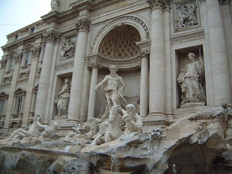 019 Trevi Fountain