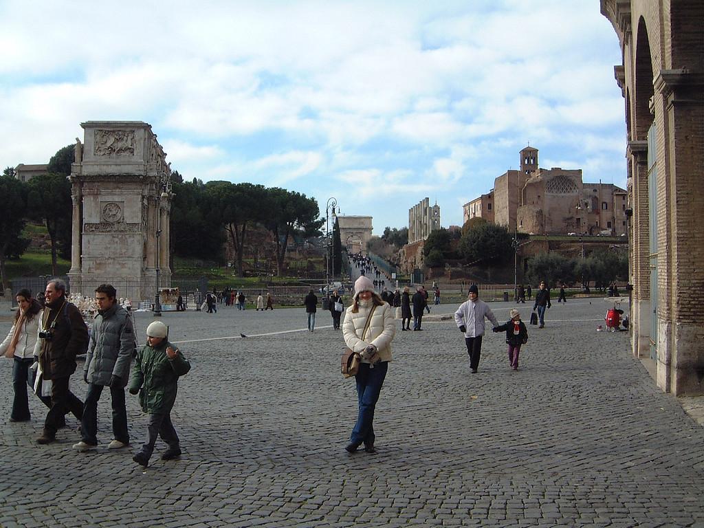 031 Sarah Colosseum