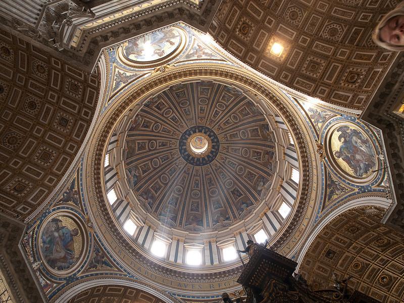 St Peter's Basilica, The Vatican