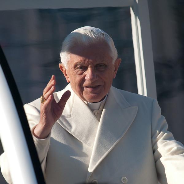 Pope Benedict XVI, St Peter's Basilica, The Vatican