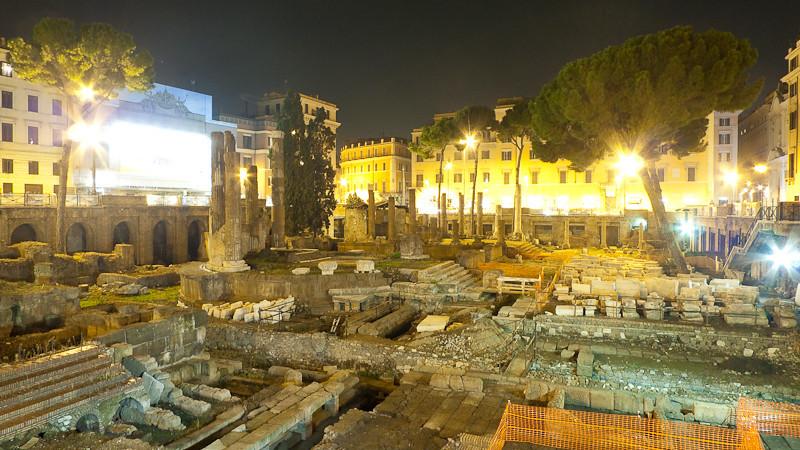 Area Sacra, Rome