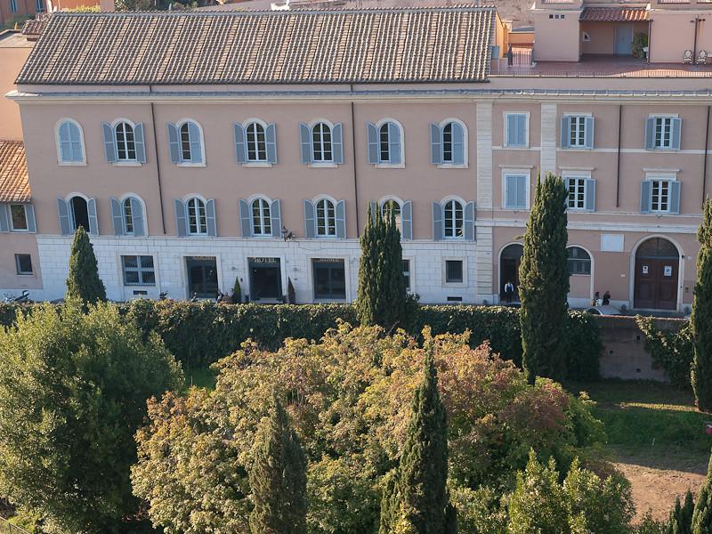 Kolbe Hotel, Rome