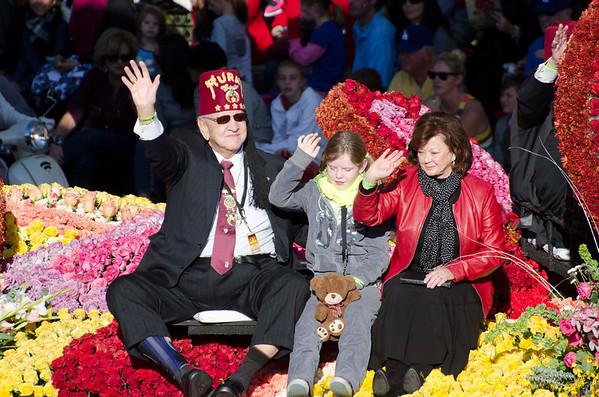 Rose Parade 2014
