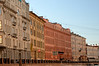 Street in St. Petersburg, Russia