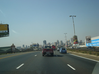 SOUTH AFRICA 2010- JOHANNESBURG VARIOUS