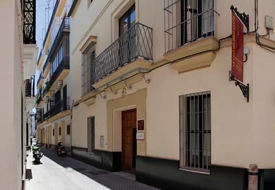 Het prachtig appartement waar we logeerden. http/www.casadelpozosanto.com/