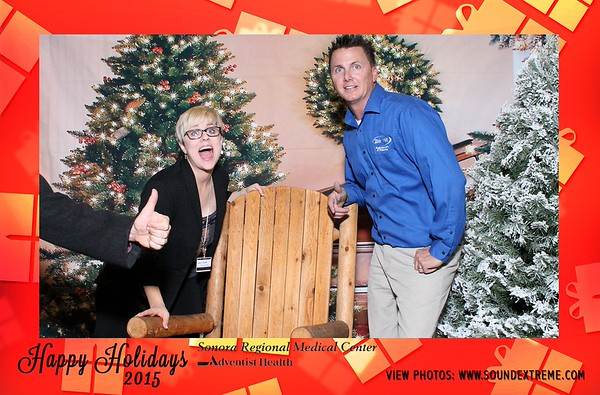 SRMC Holiday Party 2015