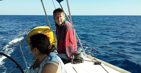 Sailing Croatia 2015