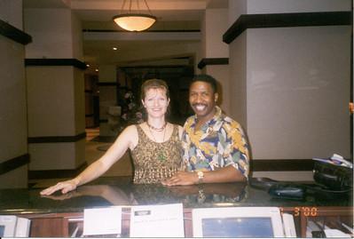 2000-3-17 Grand Crown Front Desk
