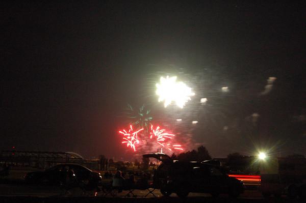 Salina Fireworks