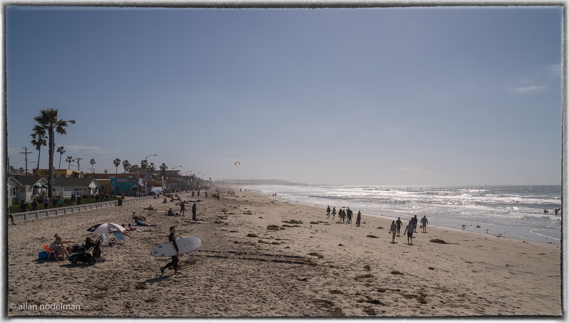 Mission Beach San Diego