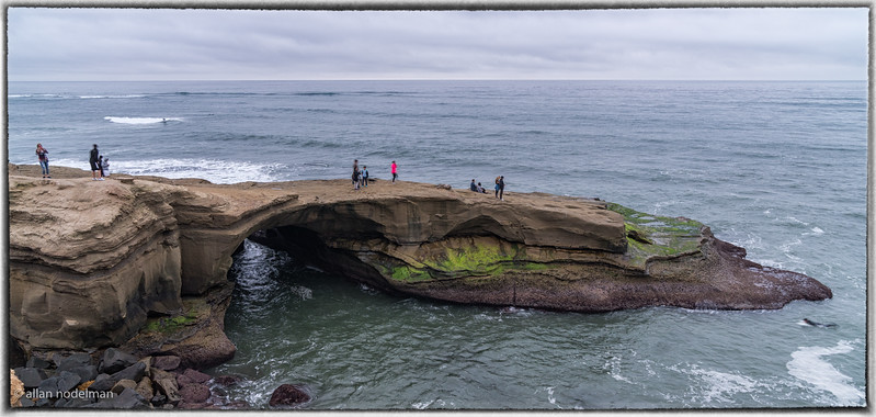 Sunset Cliffs Natural Park San Diego