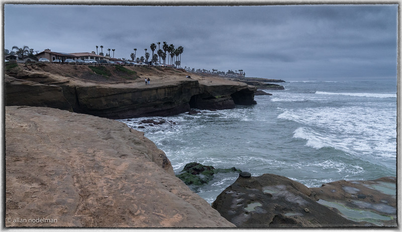 Sunset Cliffs Natural Park San Diego