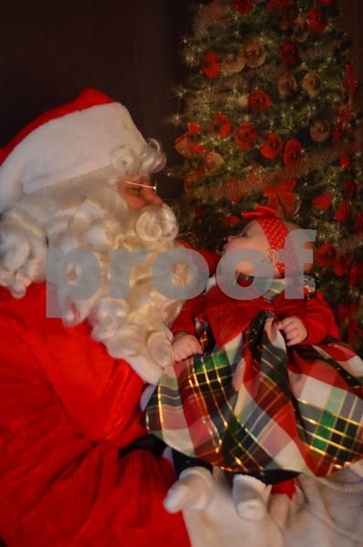Santa Pics Taken on 12/10/16