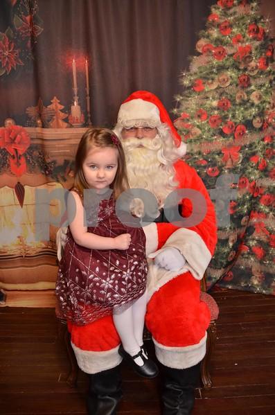 Santa Pics Taken on 12/22/17