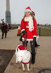 Diane Azais, and her dog Sasha  (Gaithersburg MD)