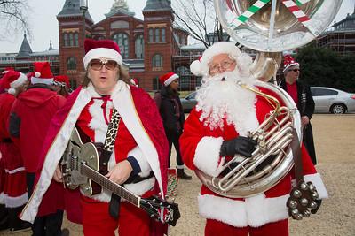 Sean Lally (Baltimore) and Jay Converse, the Tuba Guy (Fairfax VA)