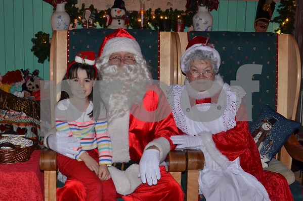 Santa's Magic Forest 12/13/14