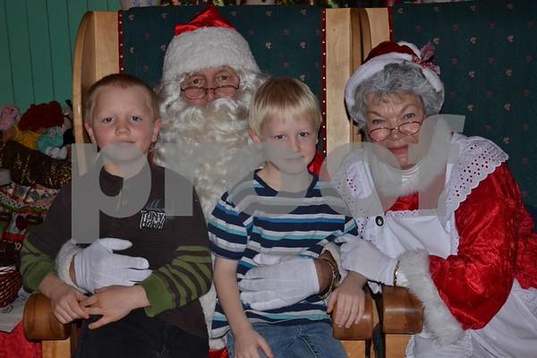Santa's Magic Forest 12/14/14