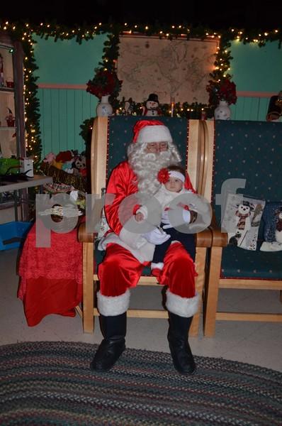 Santa's Magic Forest 12/6/14