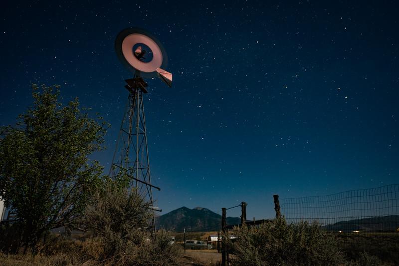 Night Sky New Mexico