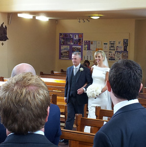 Sarah John wedding June 2013