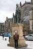Edinburgh 2015 - Adam Smith Statue 70